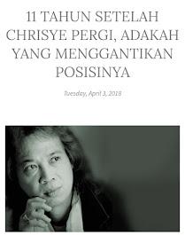 Juara 3 Menulis Artikel tentang 11 Tahun Kepergian Chrisye