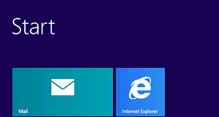 How to use IE 10 Metro  Modern style view in Windows 8