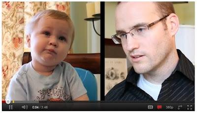 無厘頭面試 - 1歲寶寶面試去 童言童語「無厘頭」