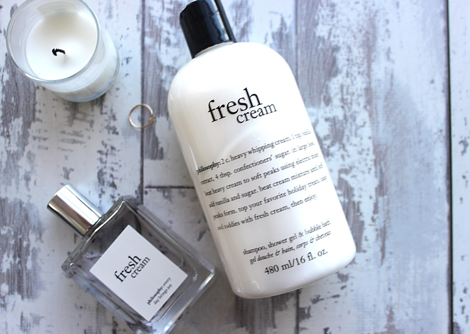 Philosophy Fresh Cream Range