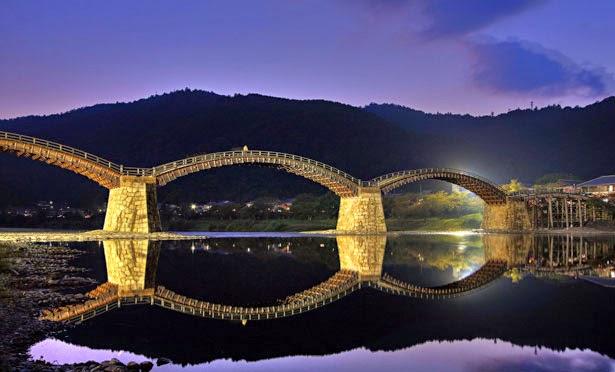 Kintakyo Bridge