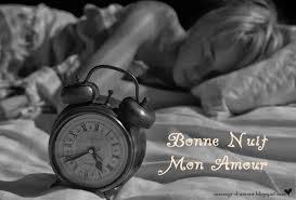 Sms d'amour bonne nuit mon amour