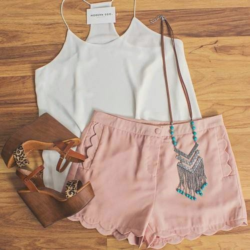 Latest Summer Outfits Ideas #10.