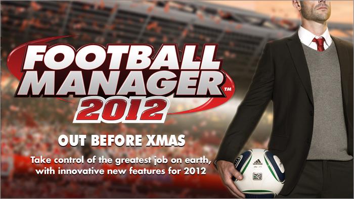 Официальный трейлер игры Football Manager 2012 от гейм-студии Sports Intera