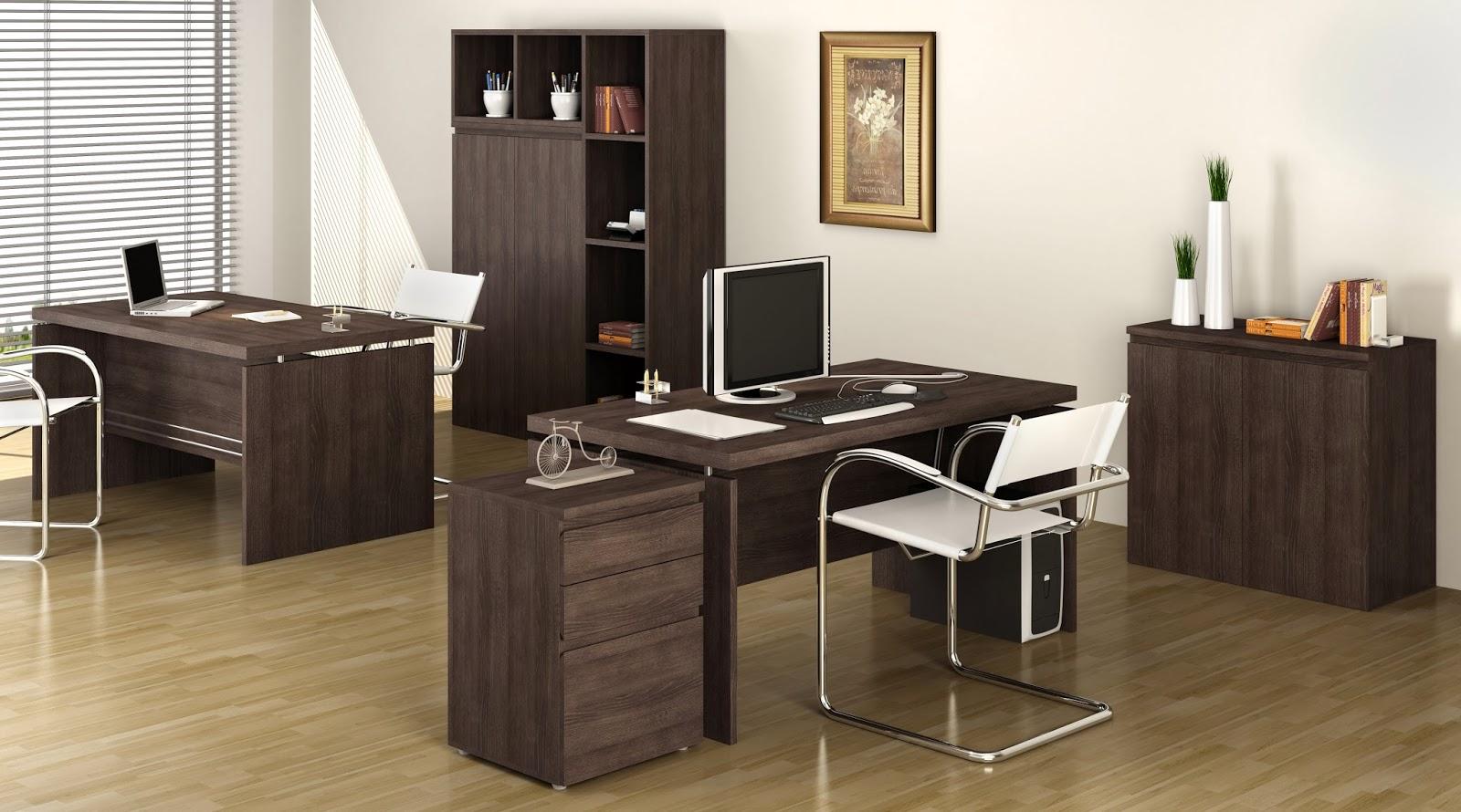 Bella Móveis Móveis e Cadeiras para Escritório: Móveis para  #9D642E 1600x890