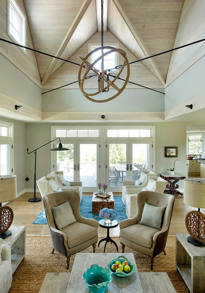 House Of Turquoise Marthas Vineyard Interior Design
