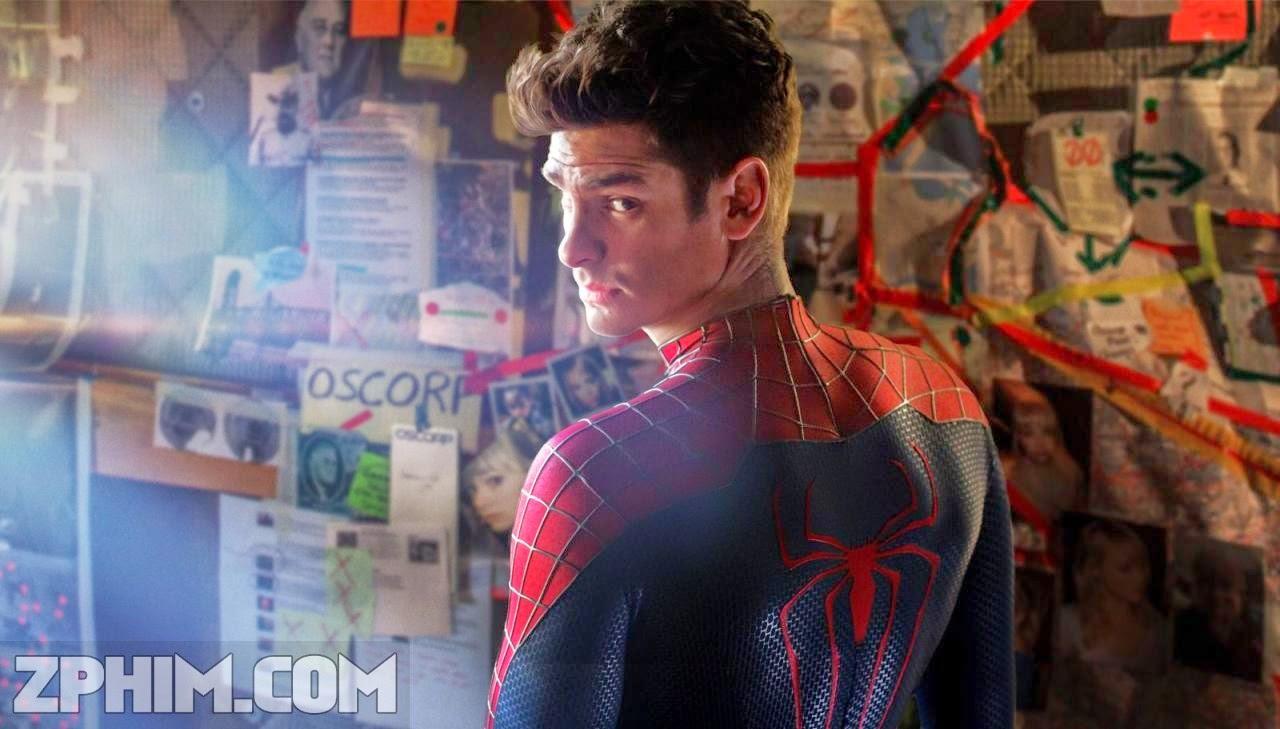 Ảnh trong phim Người Nhện Siêu Đẳng 2 - The Amazing Spider-Man 2: Rise of Electro 3