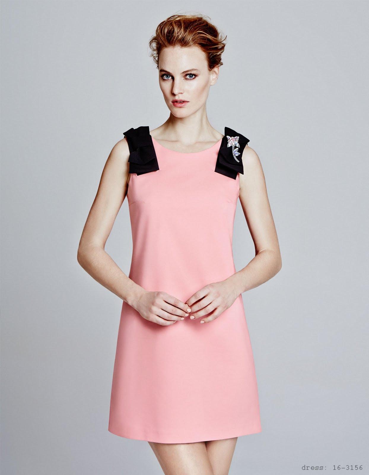 Poz φορεμα λινο S/S 2016