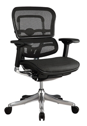 Ergo Elite Mid Back Chair