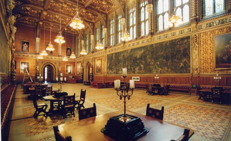 英國西敏宮旅遊