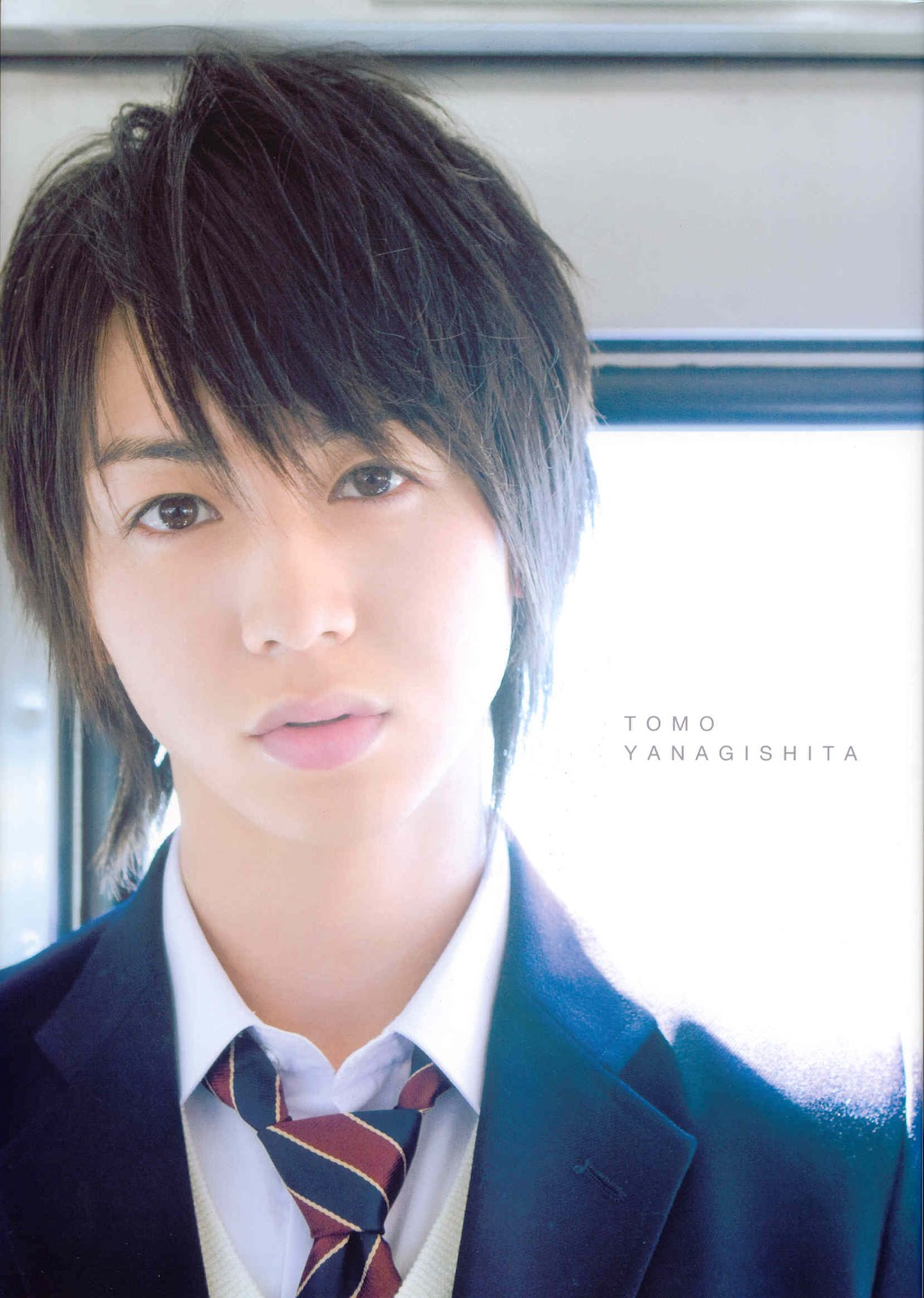 Toku Boys - Tomo Yanagishita | Mega Hero | Há um herói em ...