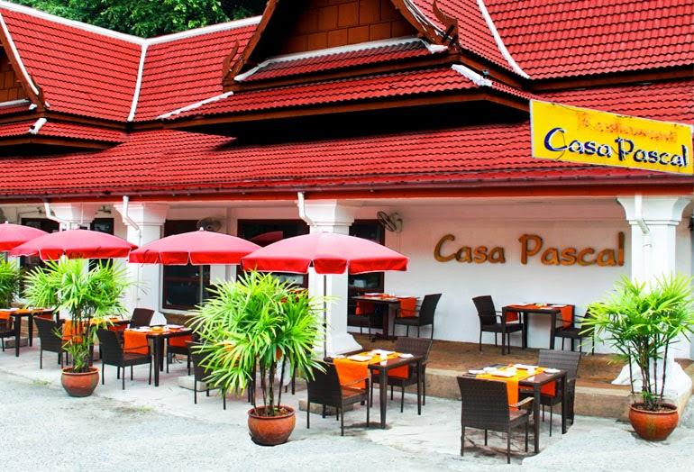 Casa Pascal Fine Dining Pattaya