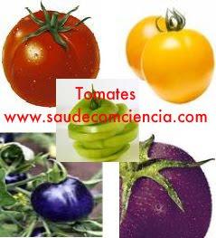 Licopeno: quantidade em cada tipo de tomate