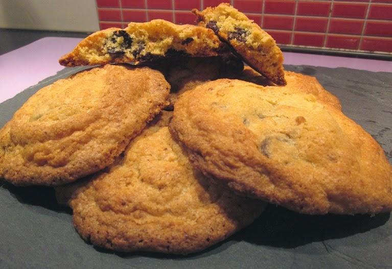 Cookies Muesli chocolat sans gluten