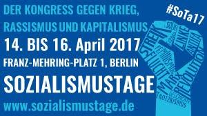 Sozialismustage 2017