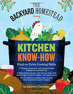 Backyard Homestead Kitchen Know How a Book Review