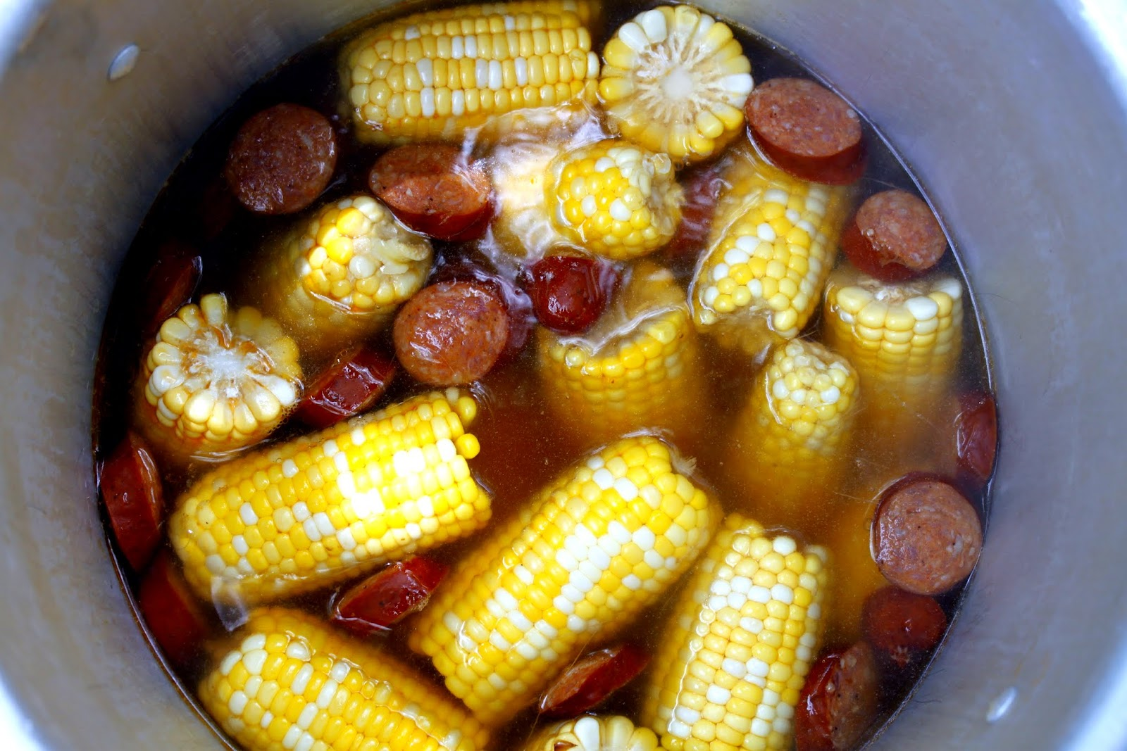 Everything Came Out Great €� The Potatoes, Corn And Garlic All Soaked Up The  Cajun Flavor With Just A Little Bit Of Spice And The Fish Remained  Surprisingly