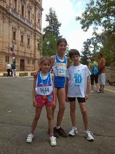 Escuela Deportiva en el Parque de María Luisa