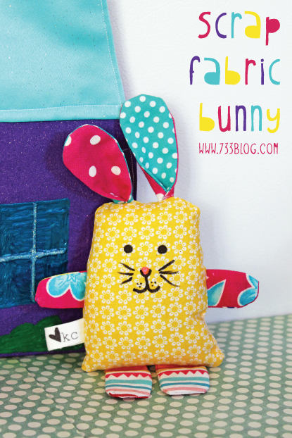 http://www.733blog.com/2014/03/scrap-fabric-bunny-tutorial.html