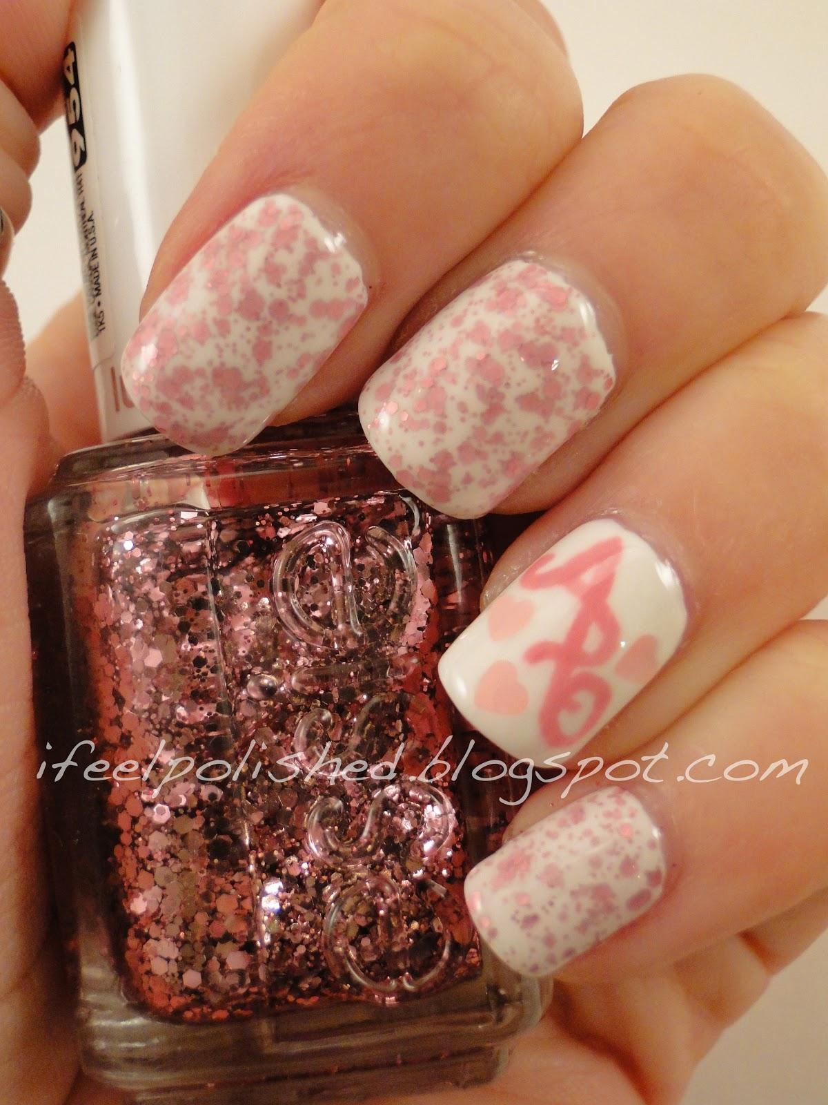 I Feel Polished!: Breast Cancer Awareness Nails: Take Three
