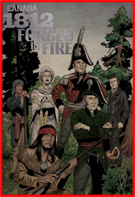 war of 1812, war of 1812 graphic novel, war of 1812 in the classroom, war of 1812 classroom resources, teaching about war of 1812, war of 1812 teaching resources
