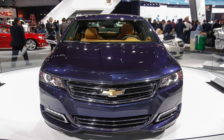 2013 2014 Chevrolet Impala