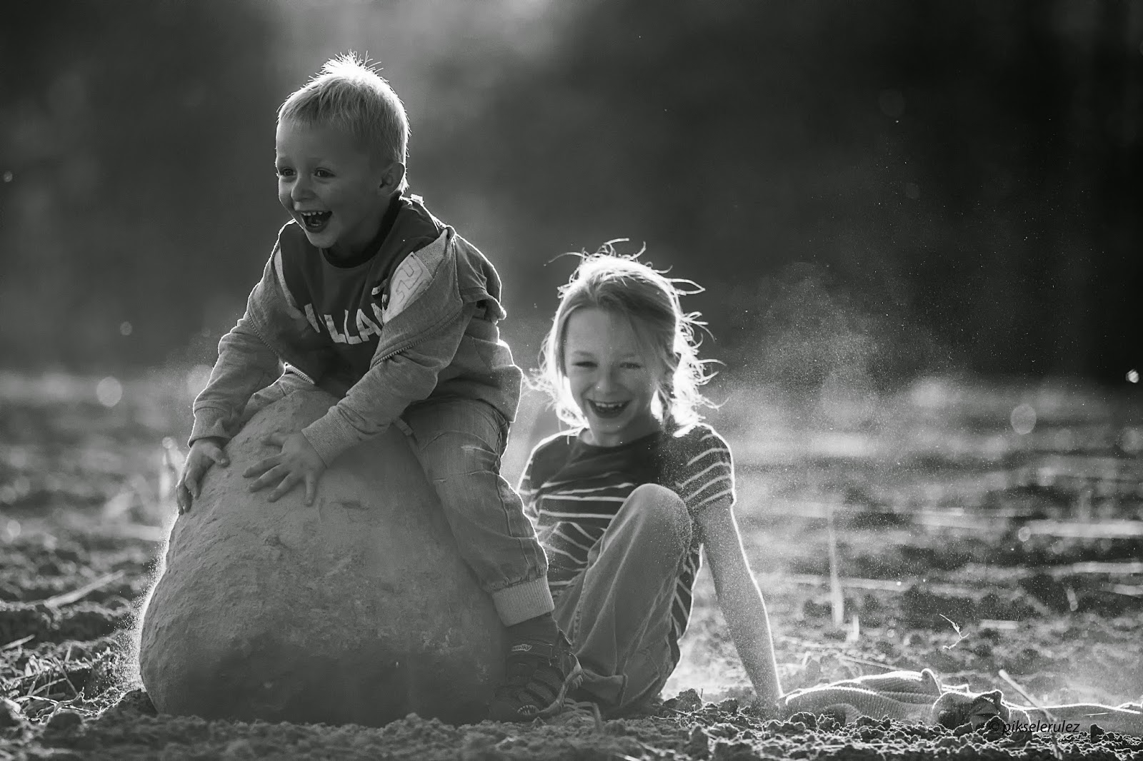 wakacje, lato, children, dzieci, summer, Agata Raszke, Bory Tucholskie,