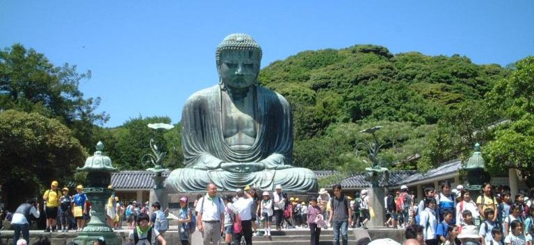 Daibutsu, Kamakura