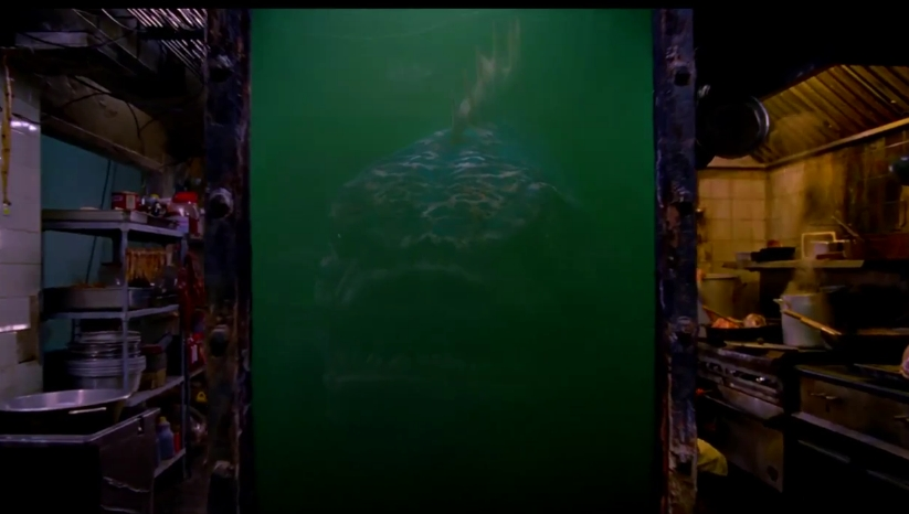 Black Fish That Looks Like Alien Fish That Look Like Aliens