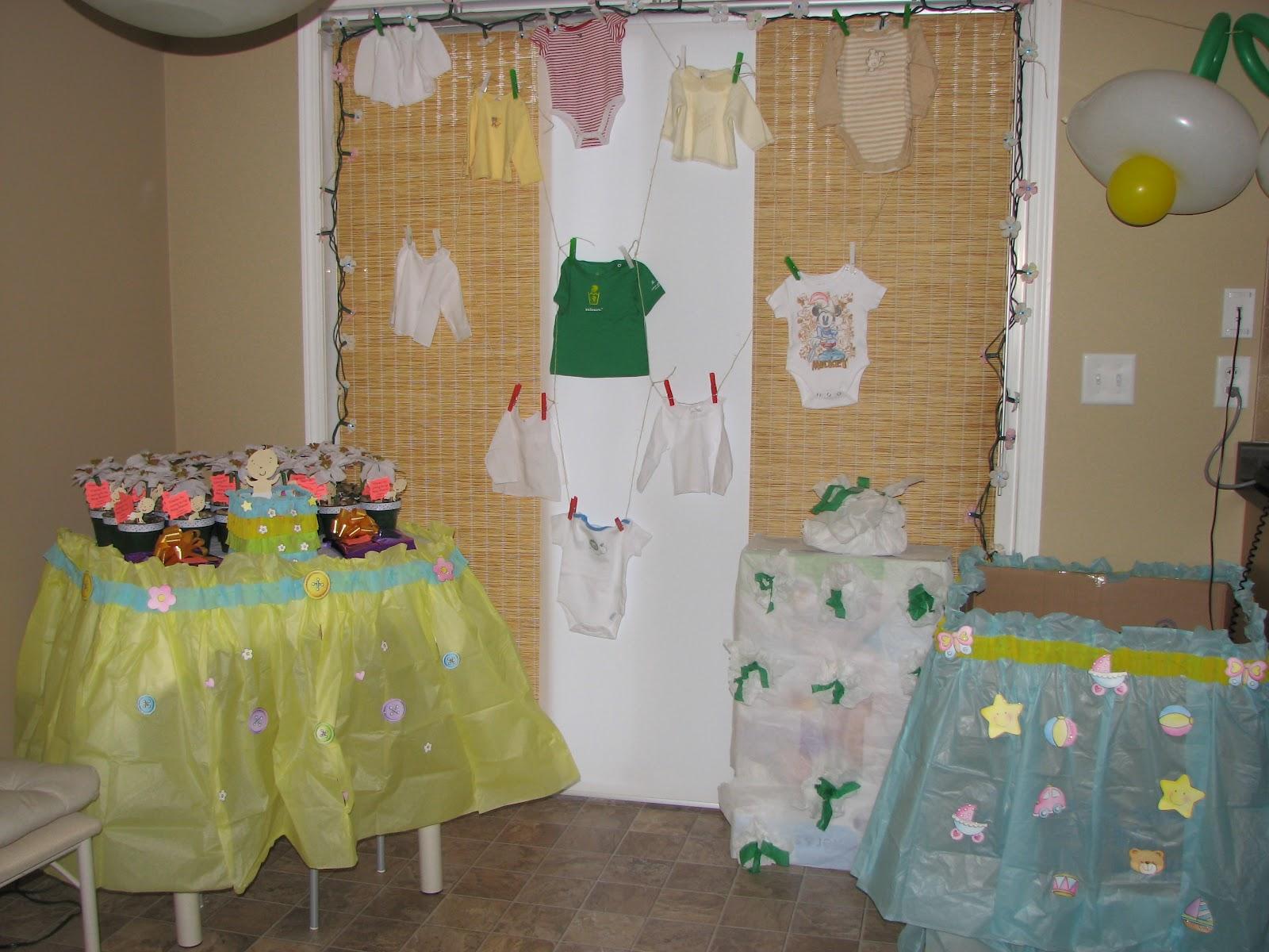 Baby shower party decor baby shower party decor baby shower
