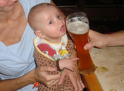 Funny drunk kids pictures