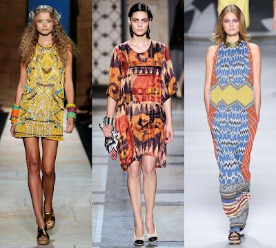 moda 8 Літні сукні. Фото