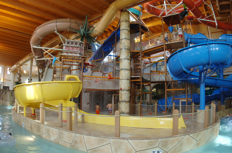 Chula Vista Resort - Wisconsin Dells Water Park Hotel