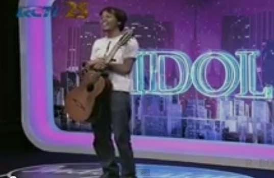 Pujiono Kontestan Indonesian Idol