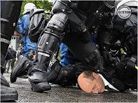 Funny image Traian Basescu Ciumpalac arestat