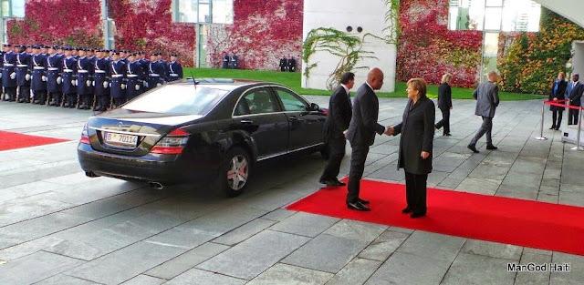 Rencontre allemande