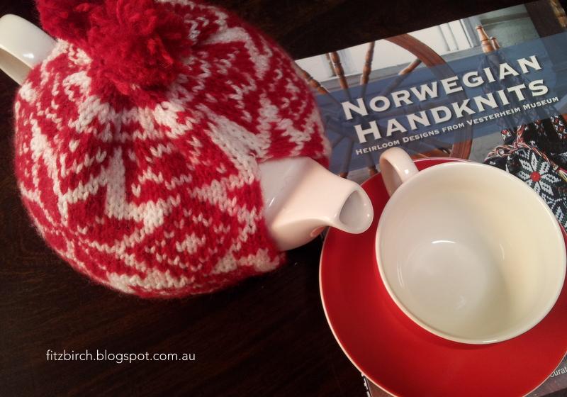 FitzBirch Crafts: Nordic Tea Cosy