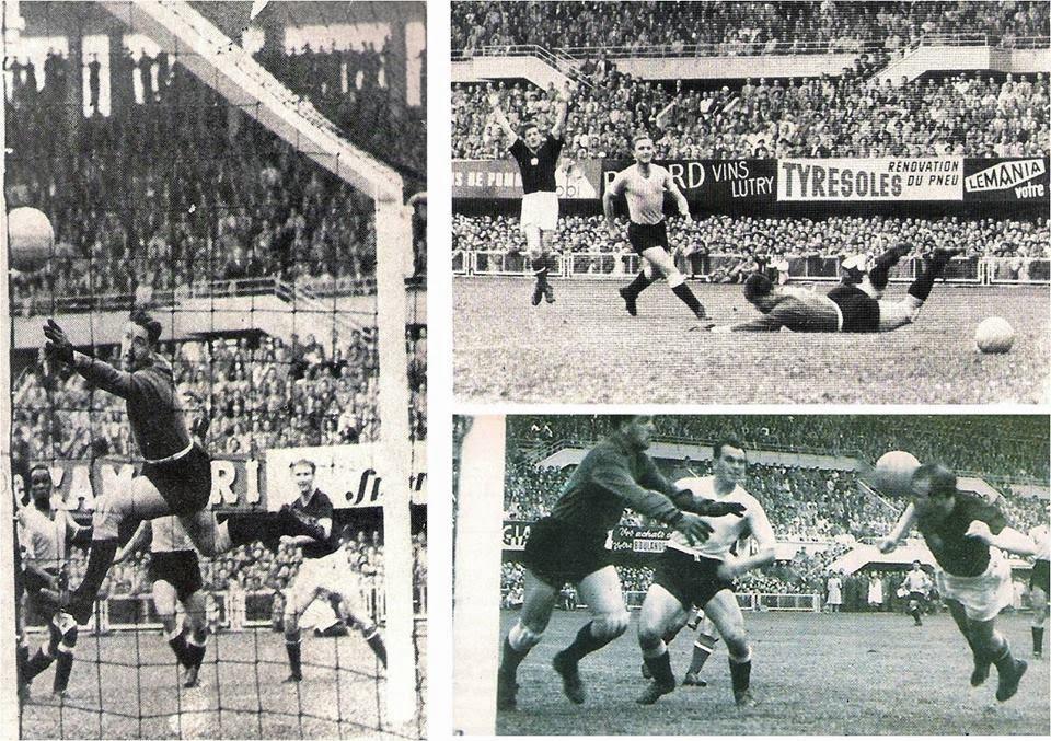 Selección Uruguaya de Fútbol Wc+1954+hungria+uruguay+4k