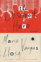 Cover of The Discreet Hero by Mario Vargas Llosa