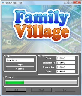 family village hack