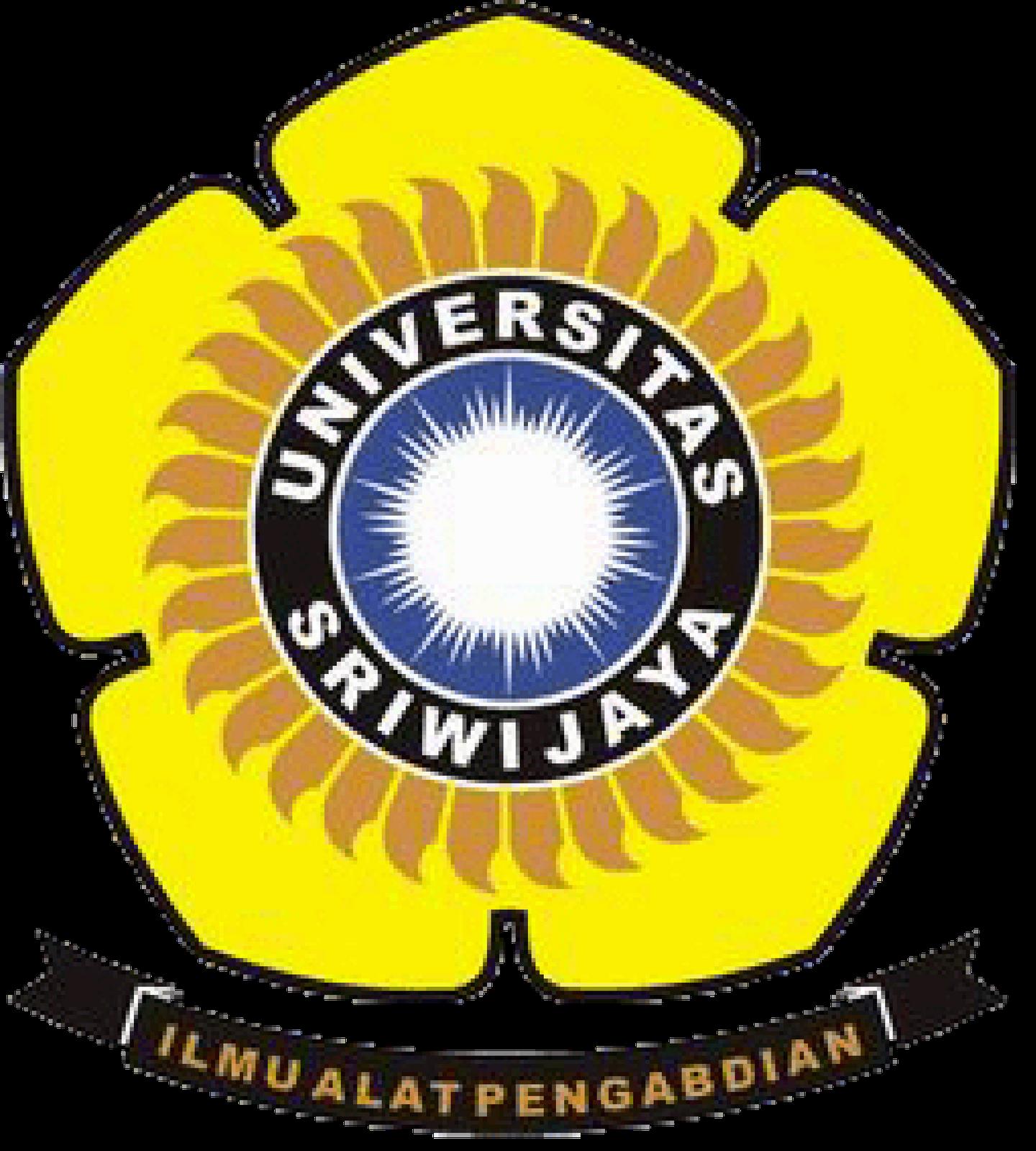 LOGO UNSRI - UNIVERSITAS SRIWIJAYA