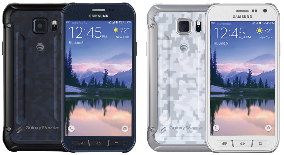 Samsung galaxy S6 Active available exclusively at AT&T for $199.99 on 2 years contract
