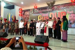 Haul Gus Dur Ke-6 di Tegal Hasilkan Deklarasi Silaturrahim Nasional