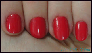 Butter London macbeth swatches