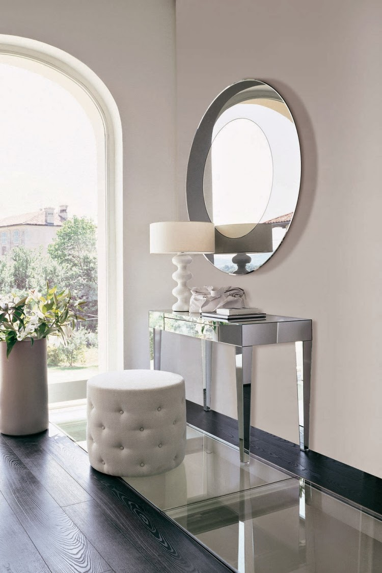 Dressing table designs - Modern Dressing Table With Mirror