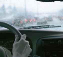 2 Tips para manejar bajo la lluvia