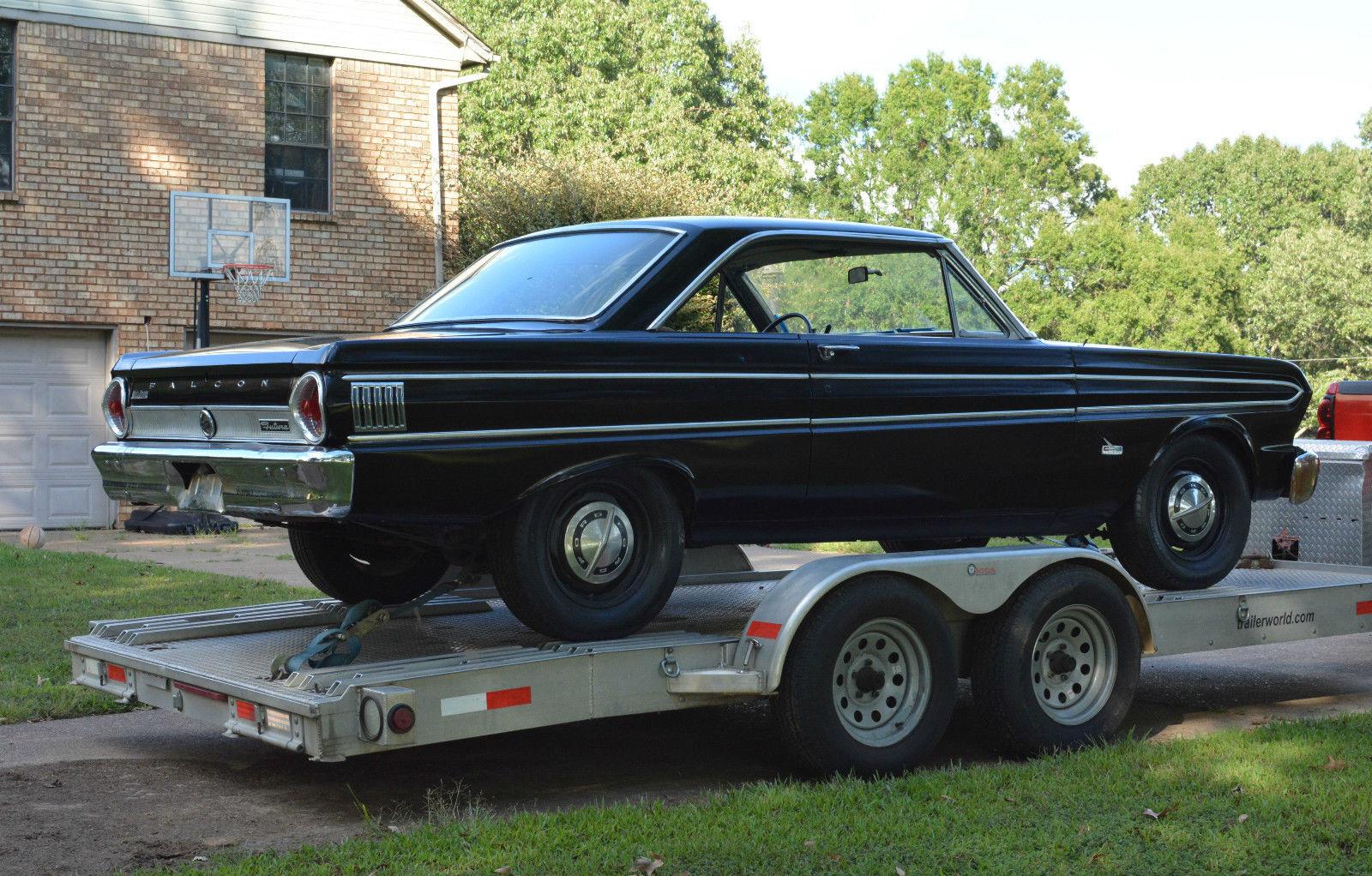 Daily Turismo Tow It Home 1964 Ford Falcon Futura Hardtop
