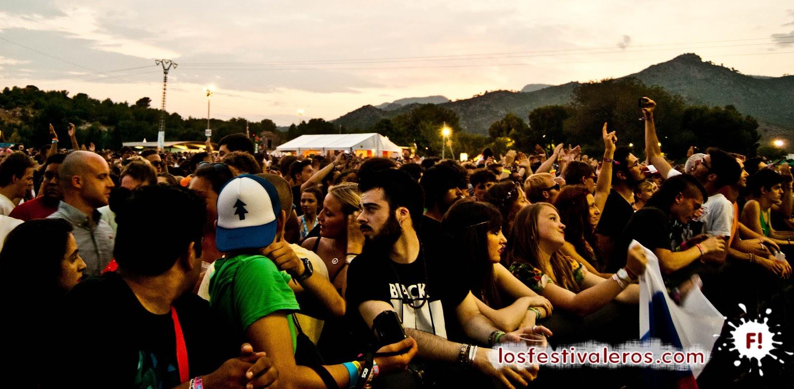 FIB 2014, Festival, Fibers, cartel