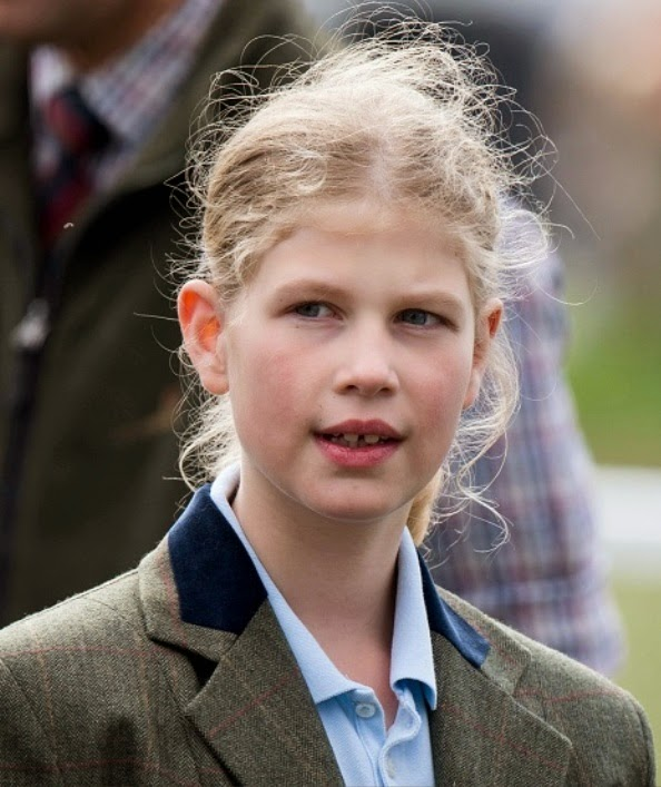 Lady Louise Windsor, Royal Windsor Horse Show