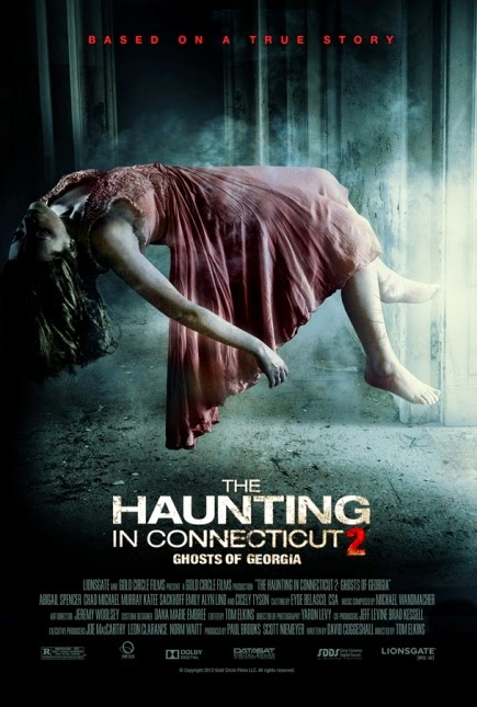 """""""The Haunting in Connecticut 2: Ghosts of Georgia (2013)"""" movie review by Kinudang Bagaskoro"""